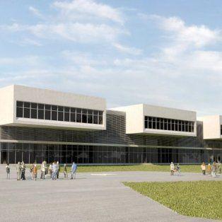 En el norte. El nuevo hospital estará en Blas Parera y Gorriti.