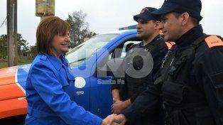 Ya se desplegaron fuerzas federales de la Gendarmería Nacional