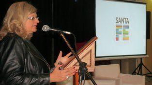 Acto oficial. Lo presidió la ministra Claudia Balagué
