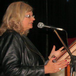 Acto oficial. Lo presidió la ministra Claudia Balagué, en Santa Fe.