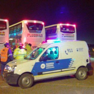 Cuatro choferes detenidos por manejar drogados al llevar chicos a un viaje de egresados a Bariloche