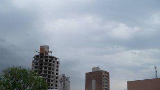Rige un alerta por probables tormentas fuertes en el sur provincial