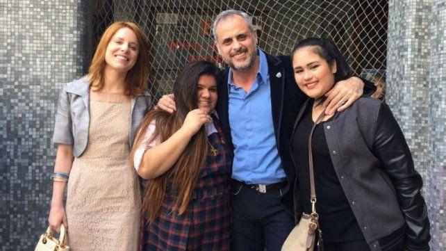 Morena Rial publicó un misterioso mensaje luego de la reconciliación de su padre y Kämpfer