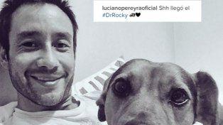 Luciano Pereyra vuelve llevar tranquilidad a sus fanáticos
