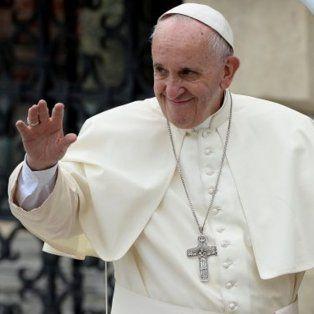 el papa le mando un mensaje a los argentino y confirmo que no vendra al pais en 2017