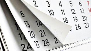 ¿Cuántos feriados quedan antes de que termine 2016?