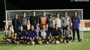 Insólito: un equipo croata tiene quince jugadores con el mismo apellido