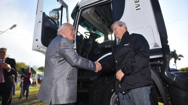 El transporte tendrá un rol clave en la reactivación de la economía, aseguró Lifschitz
