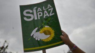 Colombia enfrenta un histórico plebiscito que confirmará o no el acuerdo de paz