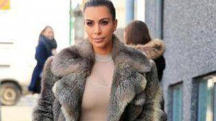 Una famosa argentina le copió el look a Kim Kardashian
