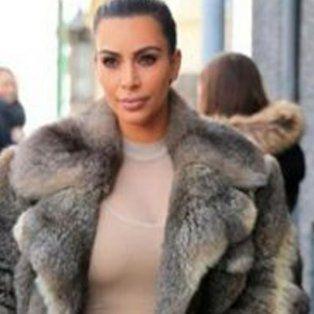 una famosa argentina le copio el look a kim kardashian