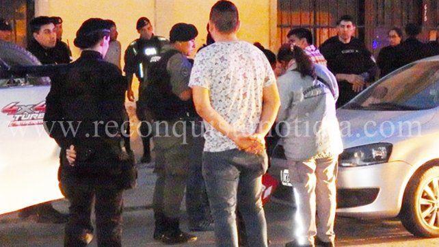 Un gendarme borracho ocasionó un caos a la salida de un boliche en Reconquista