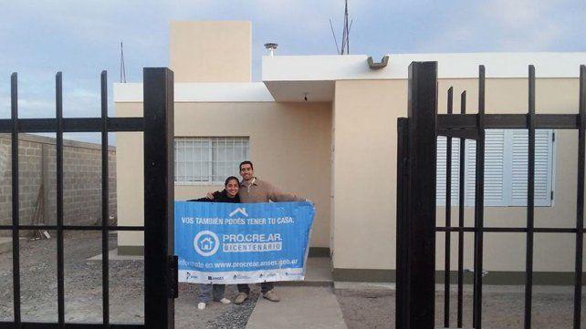Más de 3.000 familias santafesinas fueron beneficiadas con el nuevo Procrear