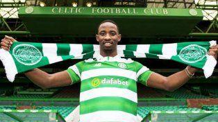 Moussa Dembelé fue presentado por el Celtic sin mucho ruido