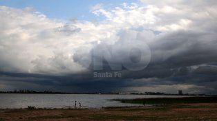 Pese al buen tiempo se renovó el alerta por tormentas intensas que abarca a la ciudad