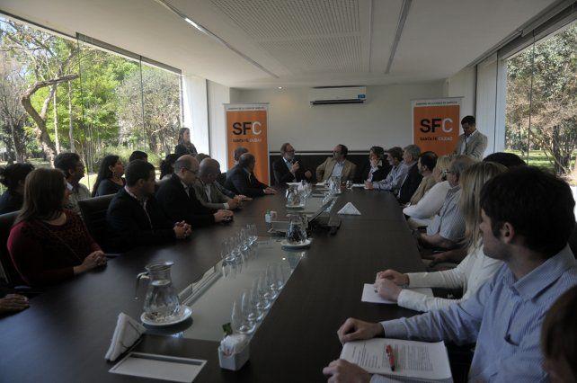 Plan Norte: nueve ofertas para construir el desagüe Espora