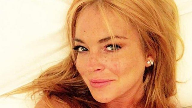Lindsay Lohan perdió parte de su dedo por meterlo donde no debía