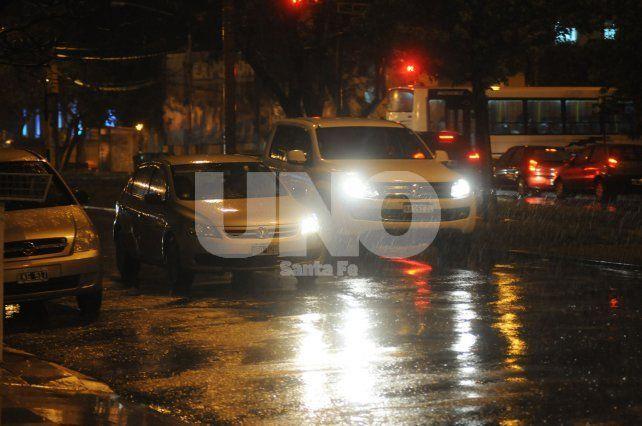Alerta por tormentas fuertes con granizo para la ciudad de Santa Fe