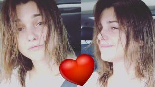 Polémico video de Araceli: canta a cara lavada mientras maneja