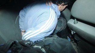 Amenazó de muerte a su exmujer, lesionó a un oficial policial y terminó preso