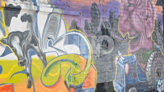 Convocatoria abierta a grafiteros y muralistas
