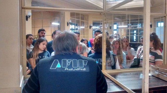 La Aduana de Santa Fe abre sus puertas a los estudiantes