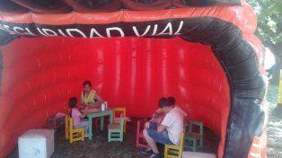 La Apsv participó del 125º aniversario de la fundación de la comuna de Elisa