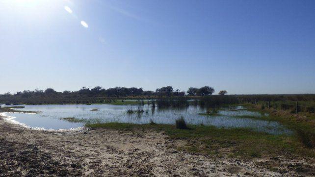 La provincia declaró a La Elena como Reserva de Uso Múltiple