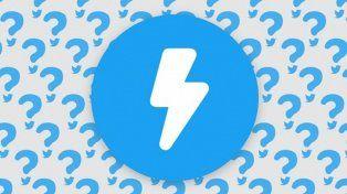 ¿Qué significa el icono del rayo en Twitter?