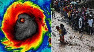 El desesperado pedido del gobernador de Florida: Evacuen, la tormenta los matará