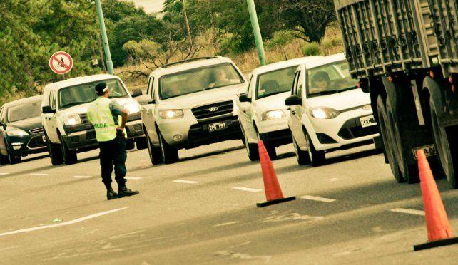 Refuerzan los operativos de Seguridad Vial por el fin de semana largo