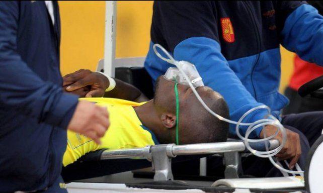 La gran estafa: sospechosa lesión de un jugador ecuatoriano