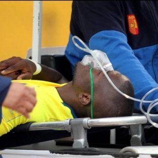 la gran estafa: sospechosa lesion de un jugador ecuatoriano