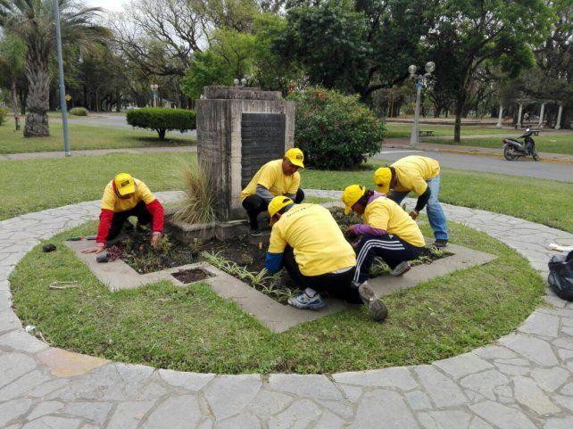 Unas 100 familias se sumaron al programa de reconversión de Recolectores Urbanos Informales