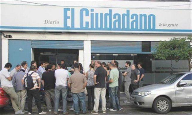 El grupo Indalo Media anunció el cierre del diario rosarino El Ciudadano