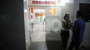 Fallecido. Los médicos del hospital Mira y López que lo revisaron constataron que Ángel Ariel Miranda
