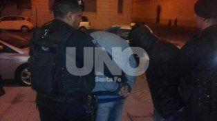Secuestraron dosis de marihuana frente al edificio de Tribunales