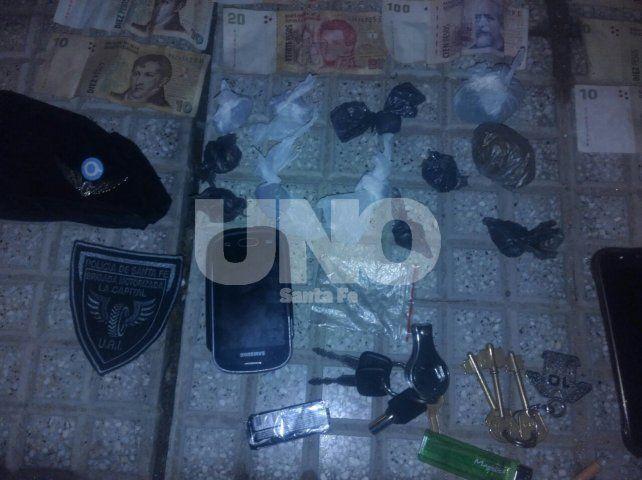 Cayó el autor del robo al hotel Brigadier en un operativo en barrio El Pozo