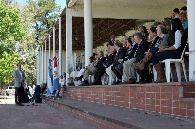 Después de 18 años volvieron las exposiciones a La Rural de Santa Fe