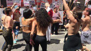 Masiva participación en el debate del Encuentro Nacional de Mujeres