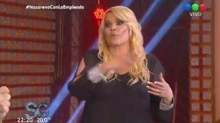 Nazarena Vélez confesó con cuantos hombres mantuvo relaciones sexuales en su vida
