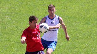 El sunchalense Soldano se lesionó el 4 de abril y luego de una larga recuperación podría concentrar para el partido ante el Cervecero.