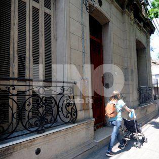 Histórico. La casa que se demolería se halla registrada como bien patrimonial según el inventario UNL-Municipalidad.