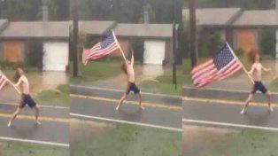 El heavy que se enfrentó al huracán Matthew