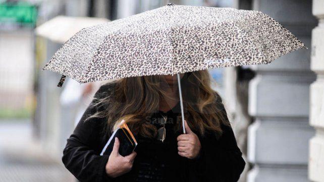 Renovaron el alerta por lluvias y tormentas intensas