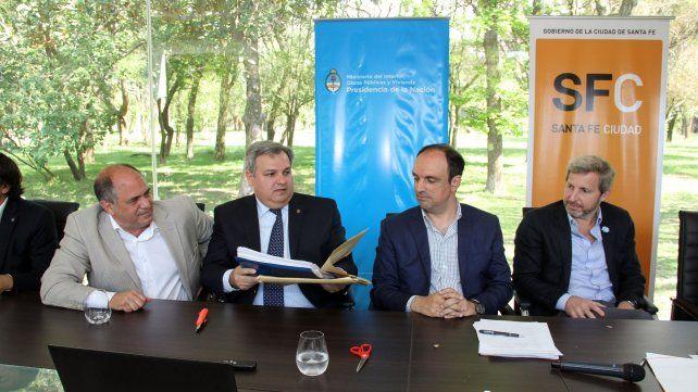 Se presentaron cuatro ofertas para construir las viviendas para los damnificados por la crisis hídrica