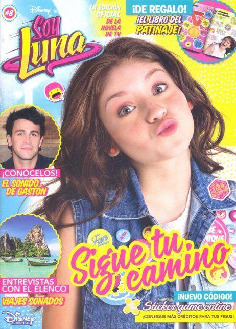 Este sábado llega una nueva revista de Soy Luna