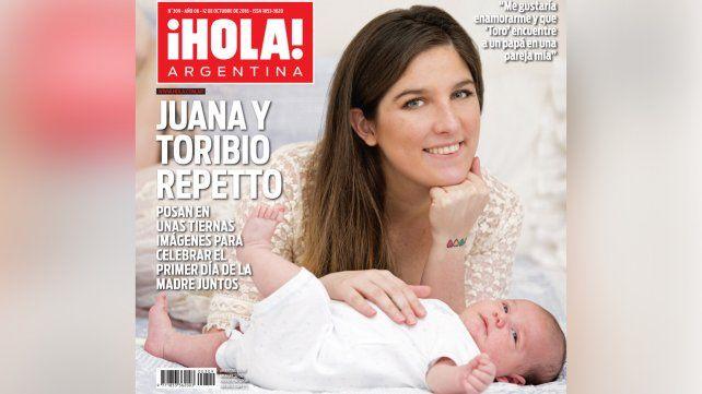 Este viernes pedí la revista Hola especial por el Día de la Madre