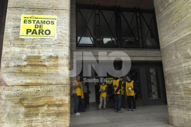 Los empleados municipales paran el 20 de octubre