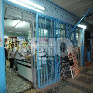 guadalupe residencial: asaltaron el supermercado manasseri